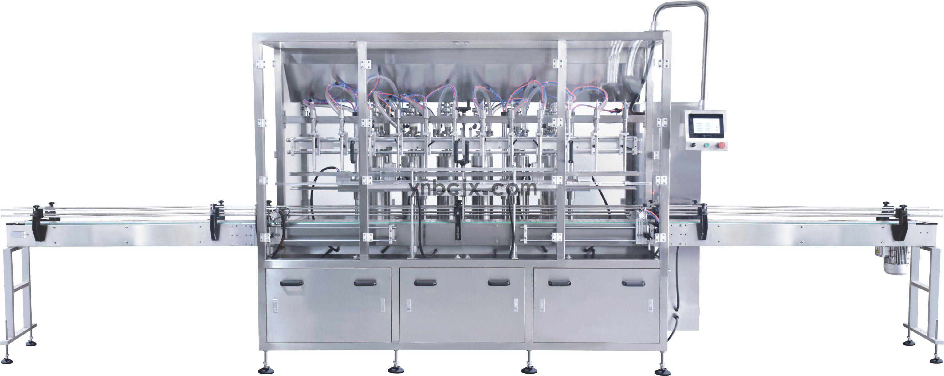 全自动液体充填机